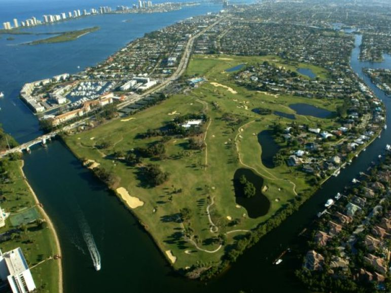 North Palm Beach Country club (Image: Minor League Golf)