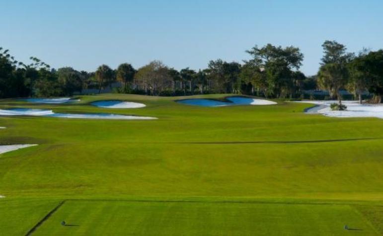 West Palm Beach Golf Course Fifth Hole (Image: trip advisor)