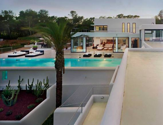 Villa You, Ibiza (Image Source: myprivatevillas.com)