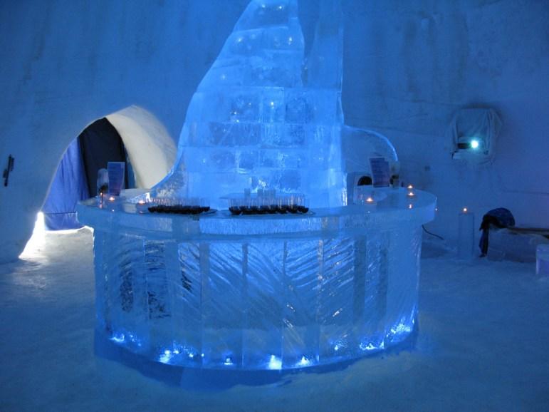 Kirkenes Snow Hotel (Photo: Andy Broom)