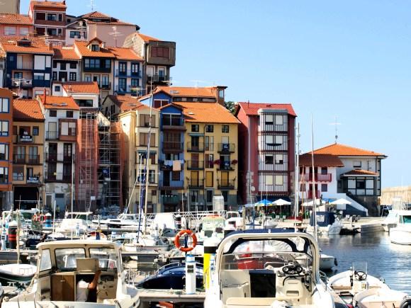 Fishing Port of Bermeo, Bizkaia Coast (Image: Tours of Bisque)