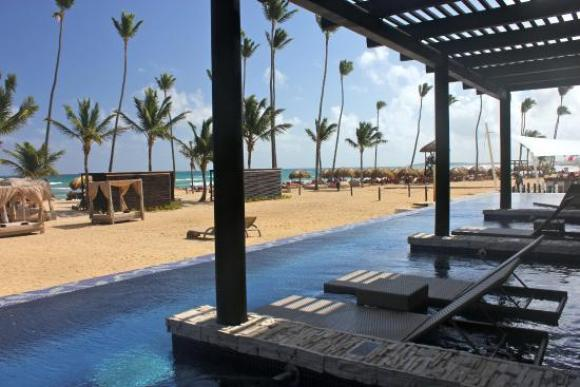 CHIC Punta Cana: Diamond Club Junior Suite Swim Up