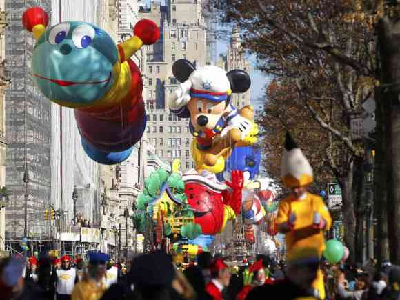 Macy's Day Parade (Photo: Business Insider)
