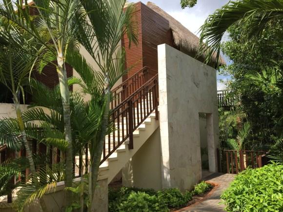 Fairmont Mayakoba - Beach Area Casita Entrance