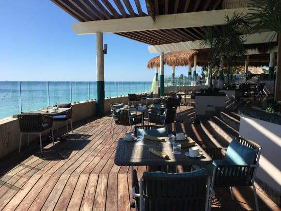 Brisas Restaurant - Fairmont Mayakoba
