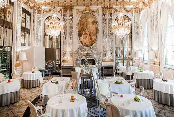 Restaurant-le-Meurice (Image Source Dorchester Collection)