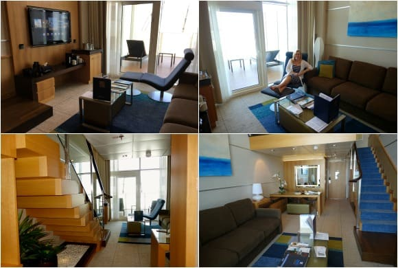 Crown Loft Suite - Oasis of the Seas