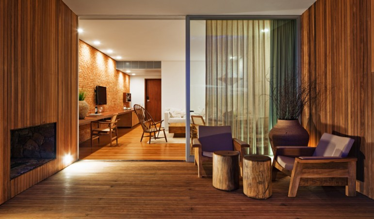 Fasano Boa Vista Hotel Room photo by Fasano Hotels