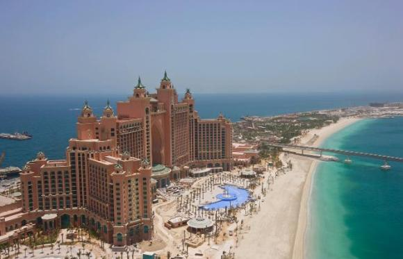 Atlantis the Palm (Image: Flickr Werner Bayer)