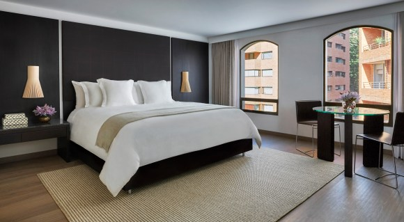 Four Seasons Hotel Bogota Premier Room (Image: Four Seasons)