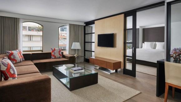 Four Seasons Hotel Bogota One Bedroom Suite (Image: Four Seasons)