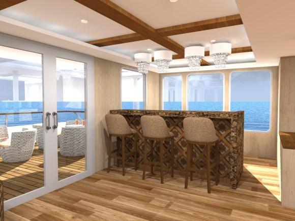 MV Origin Indoor Bar (image Ecoventura)