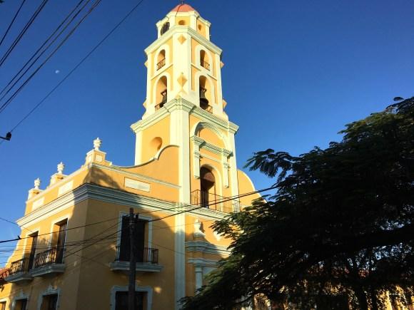 Iglesia y Convento de San Francisco (Museo Nacional de Lucha Contra Bandidos) Trinidad Cuba
