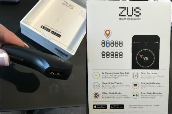 ZUS Smart USB Car Charger Review – A Handy Car Charger and