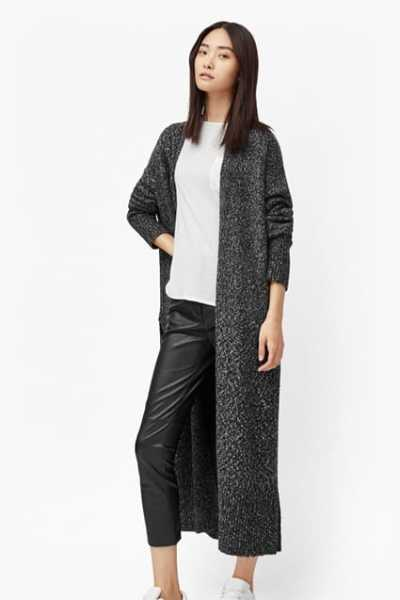 Long cardigan by French Connection