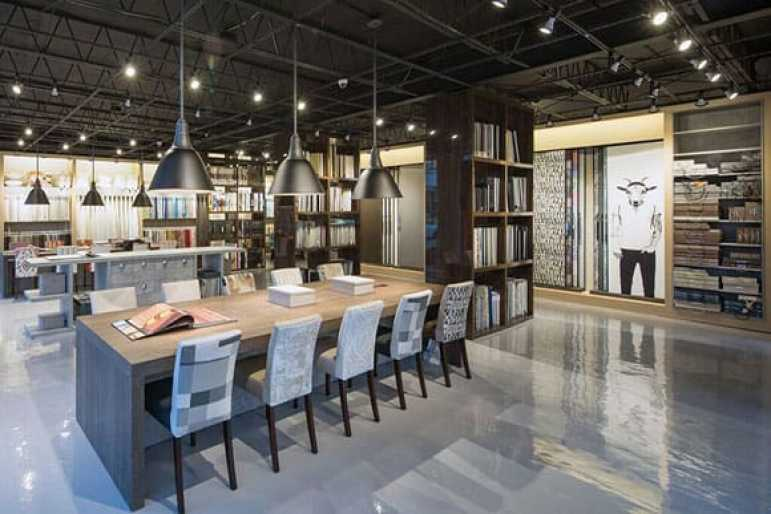 Orlean Showroom in Miami (Photo courtesy Orlean)