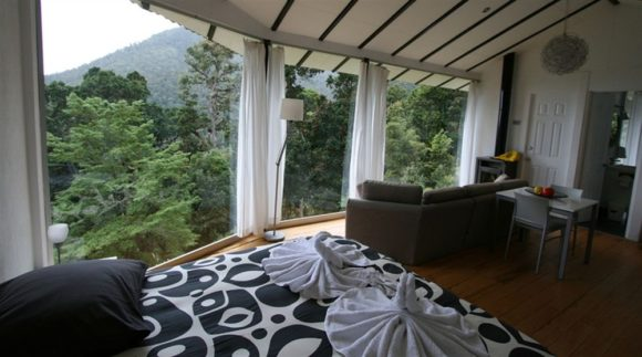 best boutique hotels in costa rica - Photo Courtesy of Danica Cloud Forest Lounge