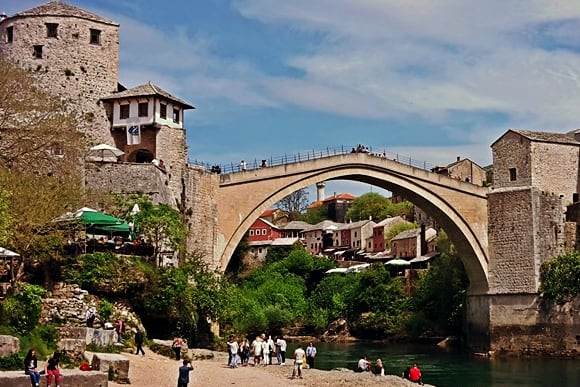 Mostar Bridge – UNESCO World Heritage