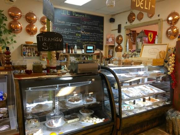 il Paesano Italian Gourmet Food & Wine Market Food Selection