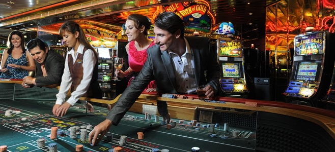 Best Casinos on Luxury Cruise Lines