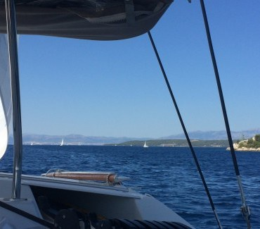 Luxury Catamaran Sailing in Croatia