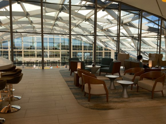 The Sky Lounge Bar at the Westin DIA