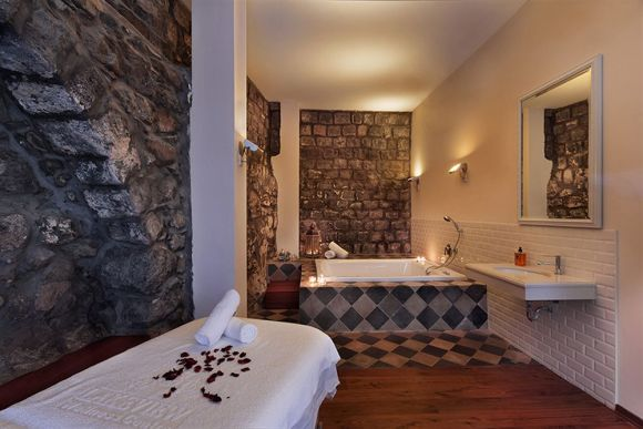 The Lakeview Wellness Centre & Spa Treatment Room via The Scots Hotel