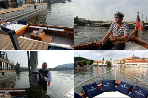 Four Seasons Hotel Prague Boat Excursion