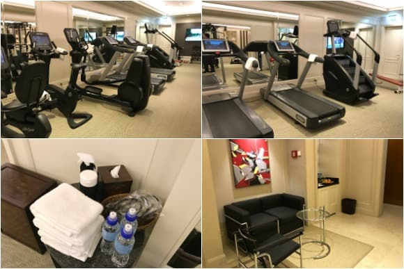 Four Seasons Hotel Prague Fitness Center