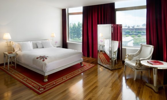 Image Courtesy of Faena Hotel Buenos Aires