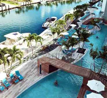 A #BiminiBliss Getaway : Hilton at Resorts World Bimini Bahamas