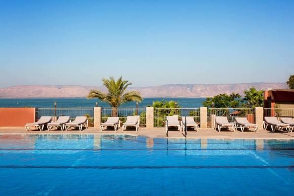 The Pool Area via The Scots Hotel
