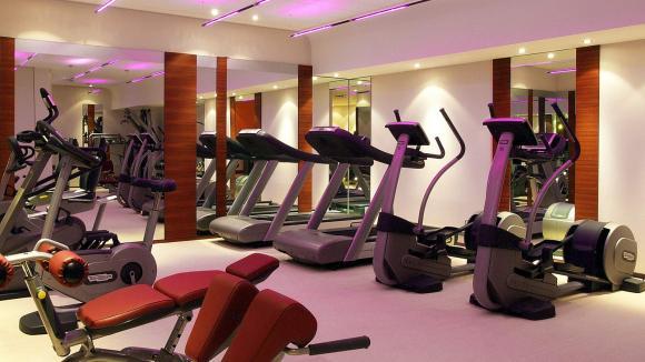 Fitness Center / Photo by Le Méridien Vienna