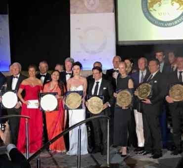 The 2018 Seven Stars Luxury Hospitality and Lifestyle Awards Ceremony