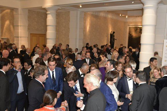 Cocktail Reception of the 2016 Seven Stars Luxury Hospitality and Lifestyle Awards