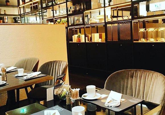 You Restaurant at Le Meridien Vienna