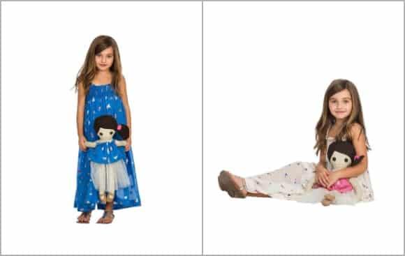 Jamila Long Dress by SemSem