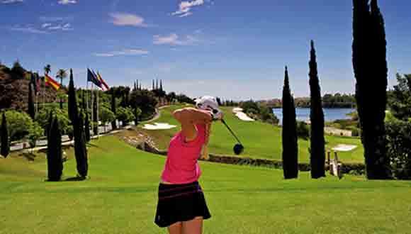 Flamingo Golf Course - Image Villa Padierna Hotel Palace