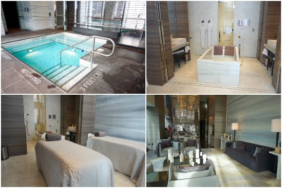 Spa Nalai Whirlpool, Massage and Treatment Rooms - Park Hyatt New York