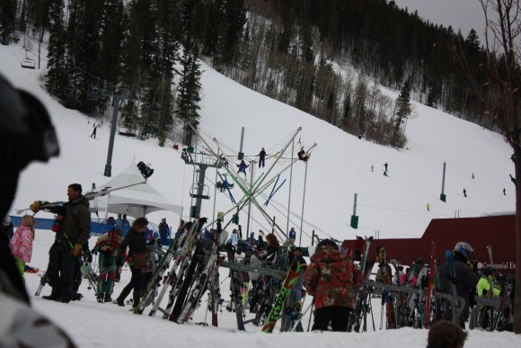 Beaver Creek Skiing in Colorado