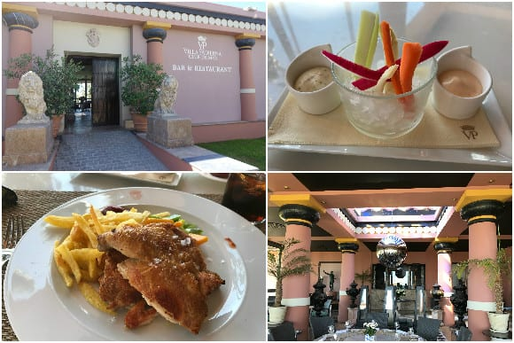 Club de Mar Bar and Restaurant - Villa Padierna Palace Hotel