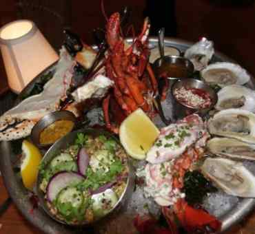 The Diplomat's Point Royal Restaurant –  Coastal American Cuisine