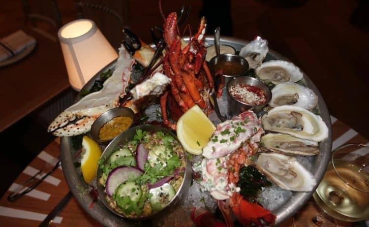 The Diplomat's Point Royal Restaurant –  Coastal American Cuisine