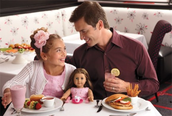 American Girl Cafe Photo Mall of America