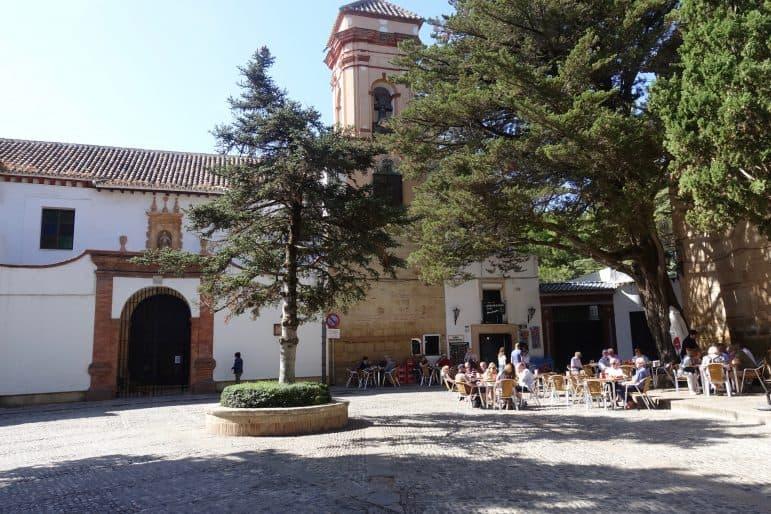 Plaza Duquesa de Parcent Ronda