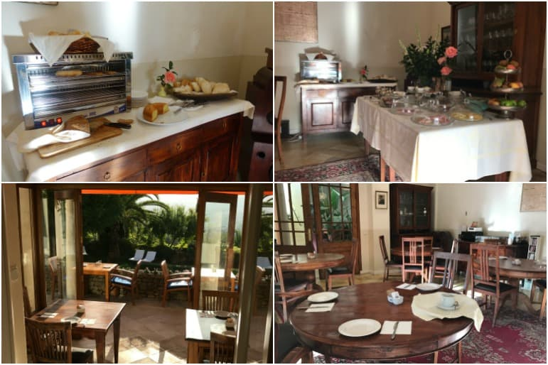 Buffet Breakfast at Hotel la Fuente de la Higuera, Ronda, Spain (Photo Carmen's Luxury Travel)