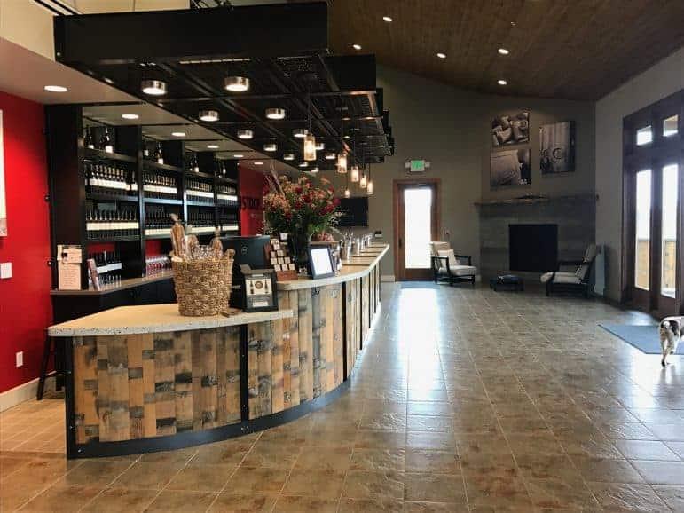 Comstock Wines Tasting Room - Sonoma Country - Image Carmen's Luxury Travel