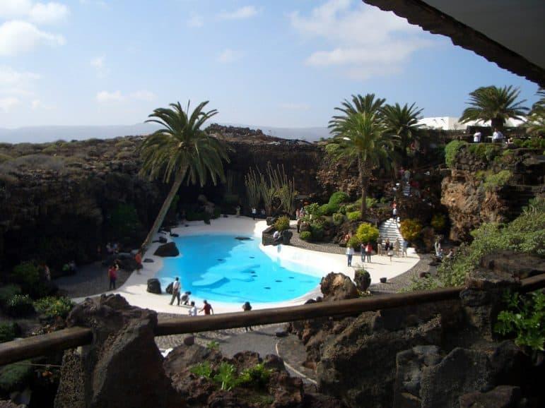 Jamoes de Aqua, Lanzarote