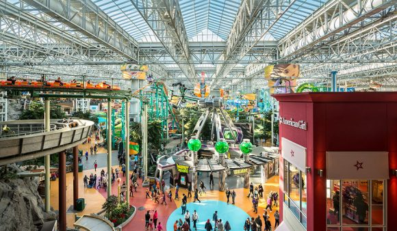 Nickelodeon Universe Photo Mall of America