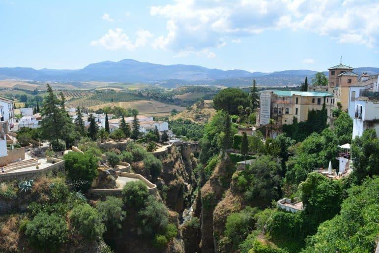 The Cuenca Gardens